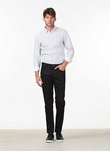 Kip Kip Regular Fit Düz Siyah Pantolon Siyah